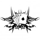 Poker Tribal 001