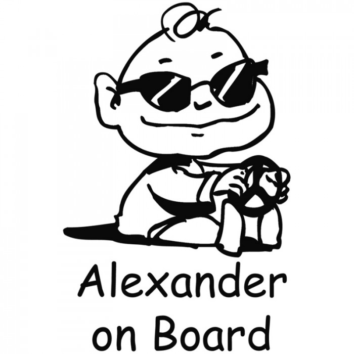 Baby on Board 003