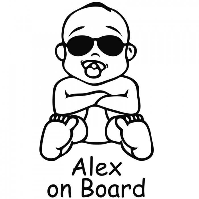 Baby on Board 007